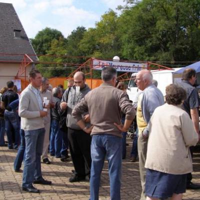 Fête du village 2009