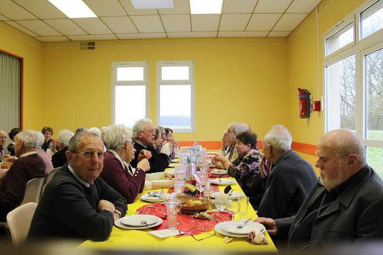 Repas Joie de Vivre Dec 2011-2