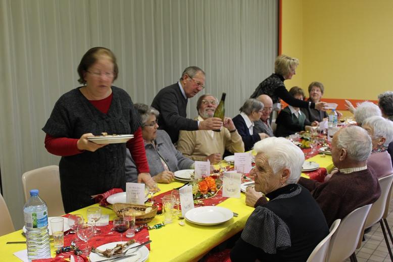 Repas Joie de Vivre Dec 2011-12