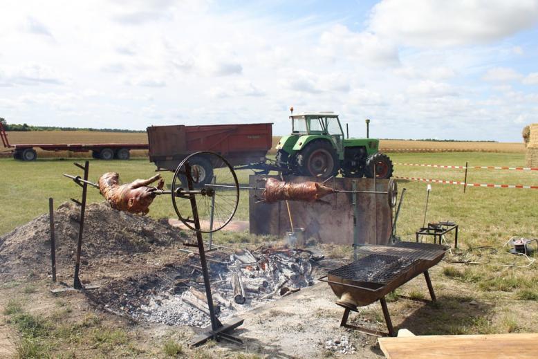 Fête du village 2012-13