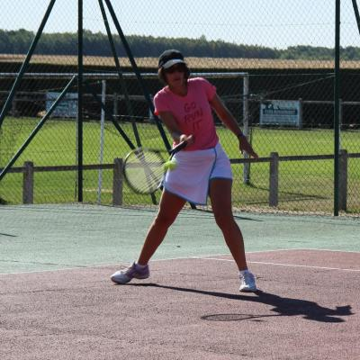 Tournoi de tennis 2018