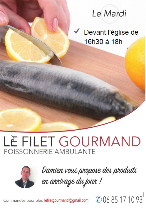 Le filet gourmand