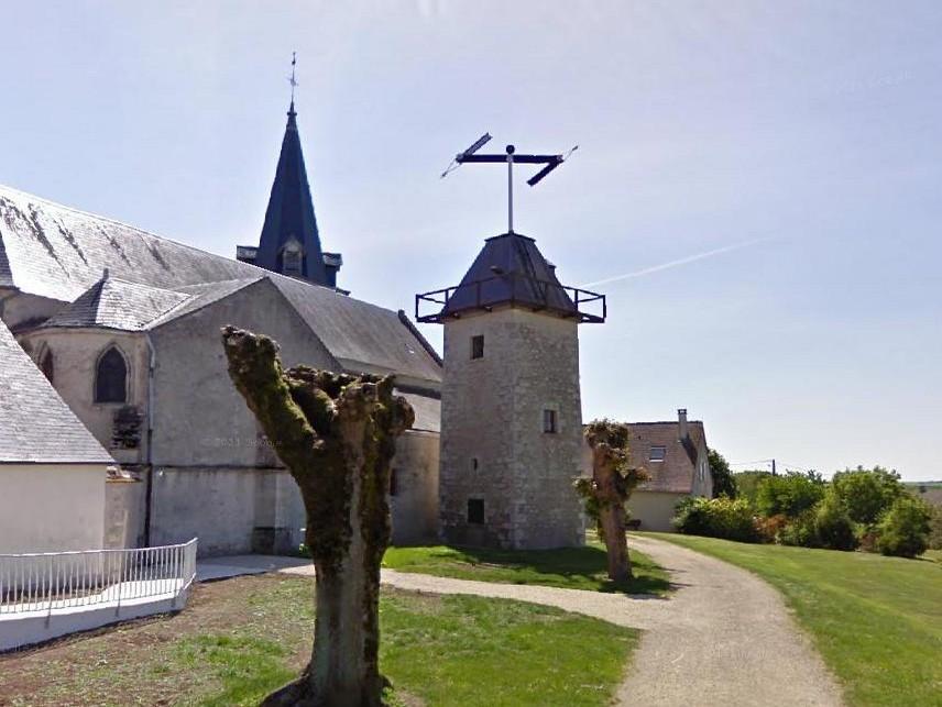 La tour Chappe
